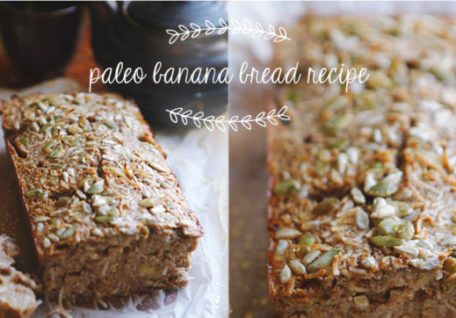 Paleo Banana Bread – A guilt-free treat