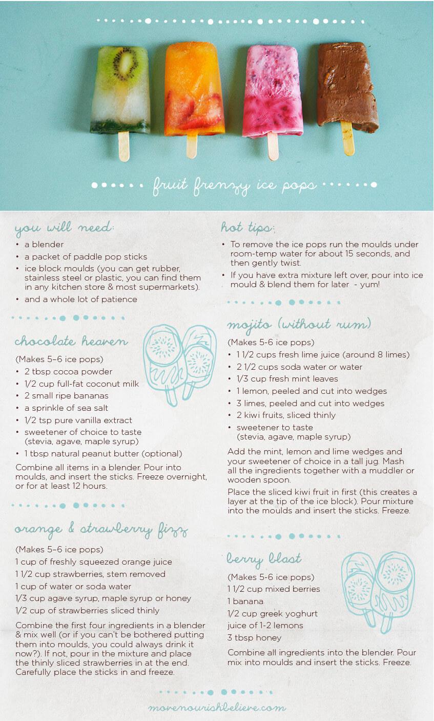 fruitfrenzy recipes