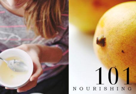 nourish 101 banner