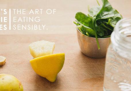 Rhi's Foodie Bites: The Art Of Eating Sensibly