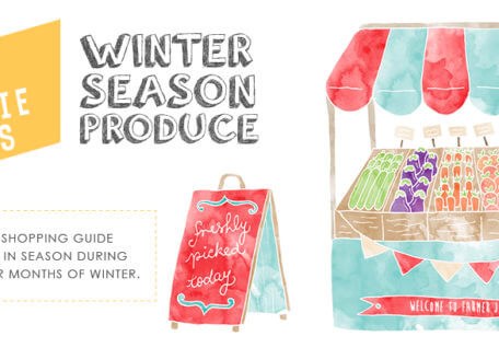 The Winter Produce Guide: What To Stock Your Shopping Bag With This Season!