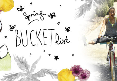 Spring Bucket List + A Nourishing Real Food Festival Giveaway (Competition Closed)