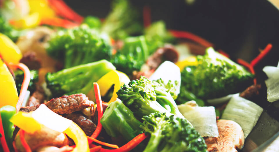 Vegetarian-Stir-Fry
