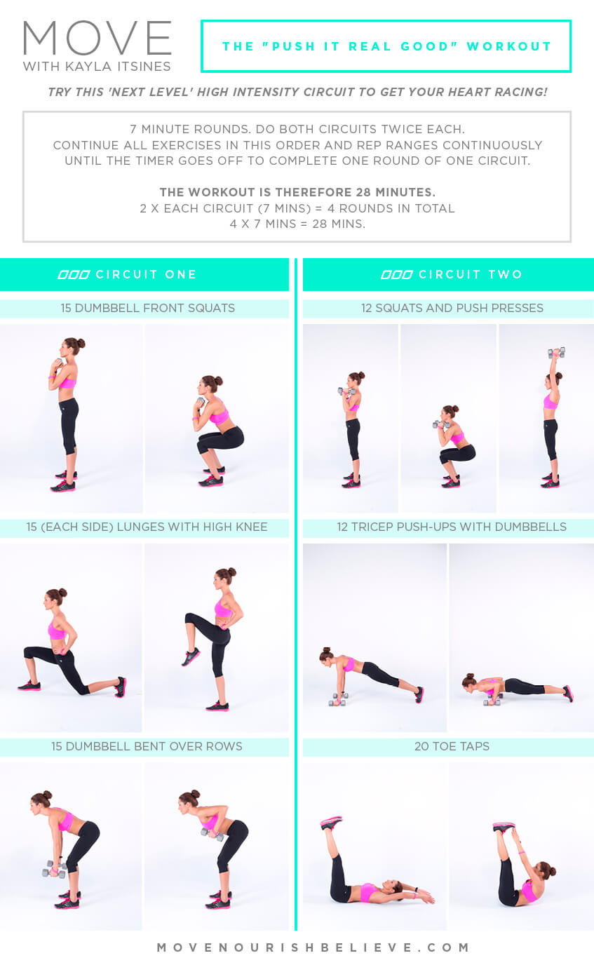 12 Week Workout Program PDF - Bing