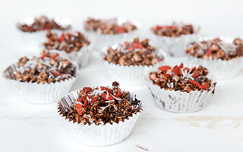 A Modern Day Paleo Chocolate Crackle Recipe