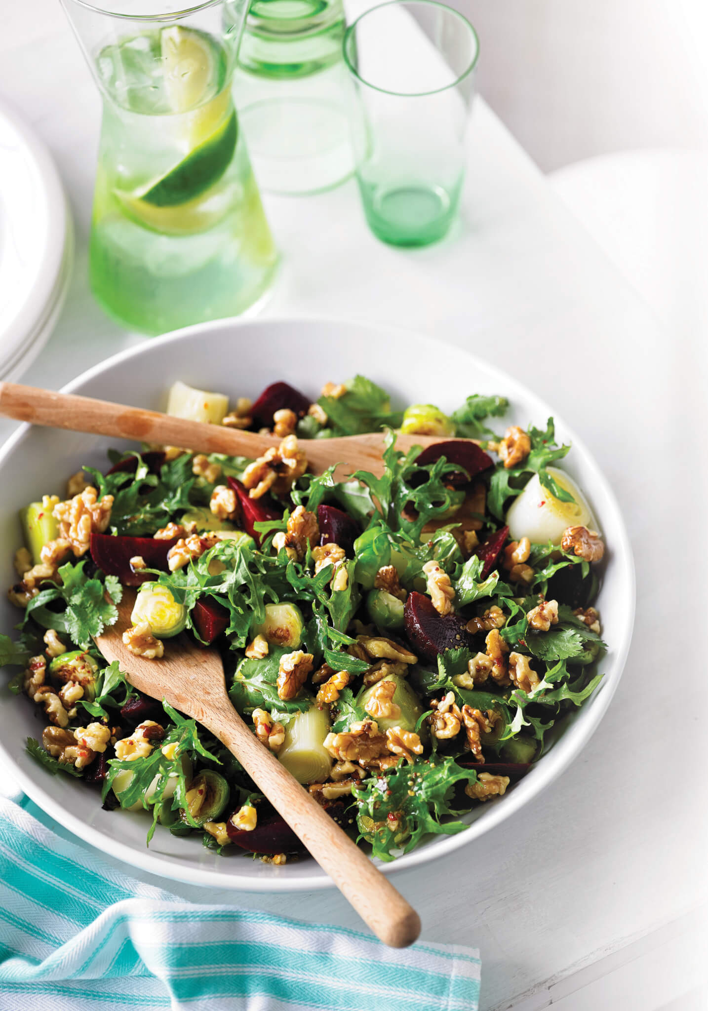 Embrace Meatless Monday: A Roast Beet & Kale Salad Recipe ...