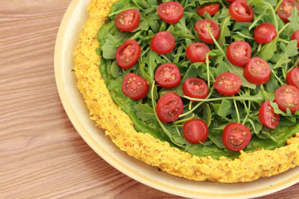 gluten free vegan pizza crust recipe