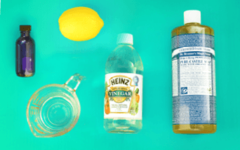 DIY All Natural Cleaners For Your Home