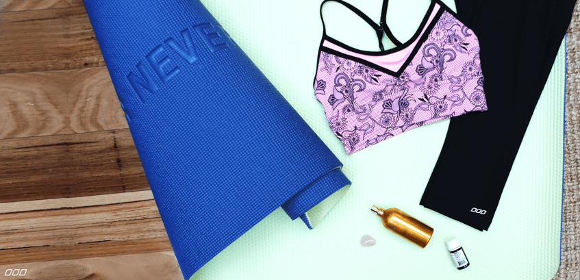 How To Homemade Yoga Mat Cleaner Mnb