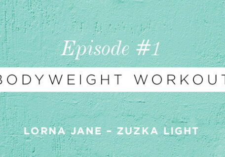 Bodyweight Workout With Zuzka Light | Active Living Workout Series
