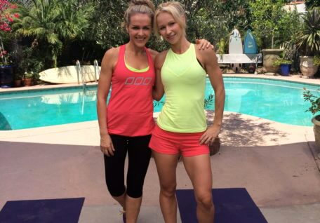 Pilates And Yoga Workout With Zuzka Light | Active Living Workout Series