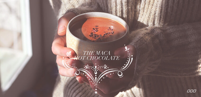 Delicious Maca Hot Chocolate Recipe by The Holistic Ingredient ...