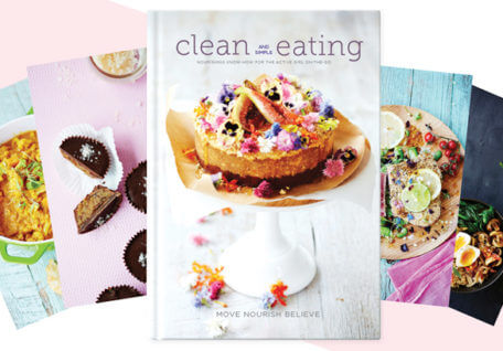 The Secret's Out… The MNB Clean Eating Cookbook!