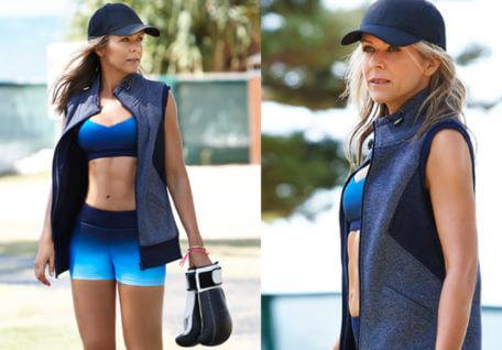 How Lorna rocks activewear