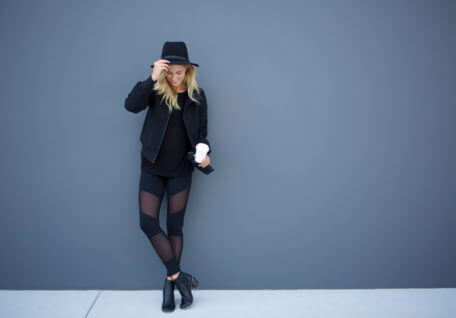 Why Tights are the New Skinny Jeans