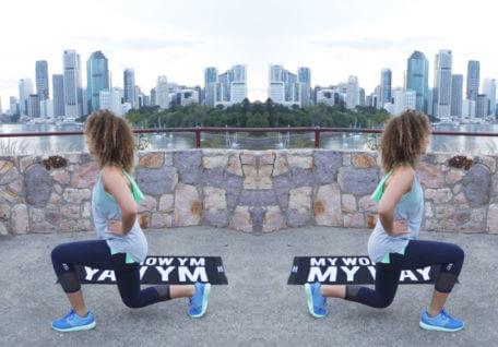 #LJNoLimits Body Weight Workouts