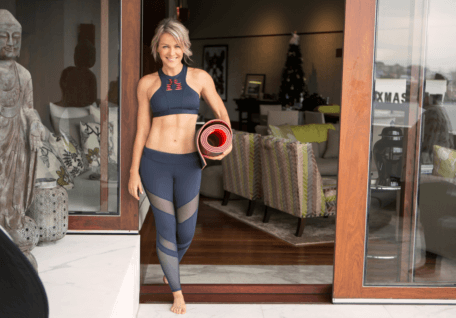 The secret to Lorna's Abs