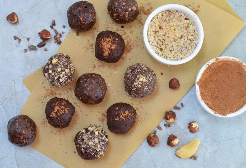 Fodmap Friendly Bliss Balls
