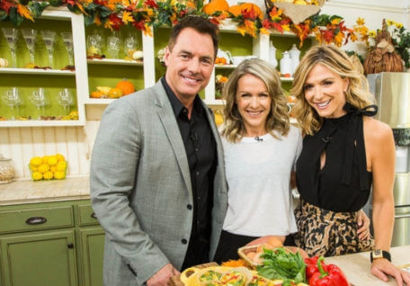 Spotted! Lorna Jane Clarkson on Home & Family