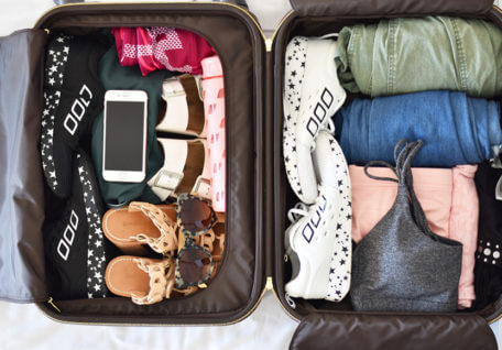 Lorna's Packing Tips for An Active Holiday
