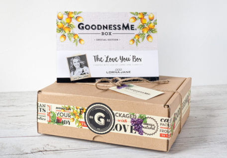 Goodness Me! Lorna's Love You Box