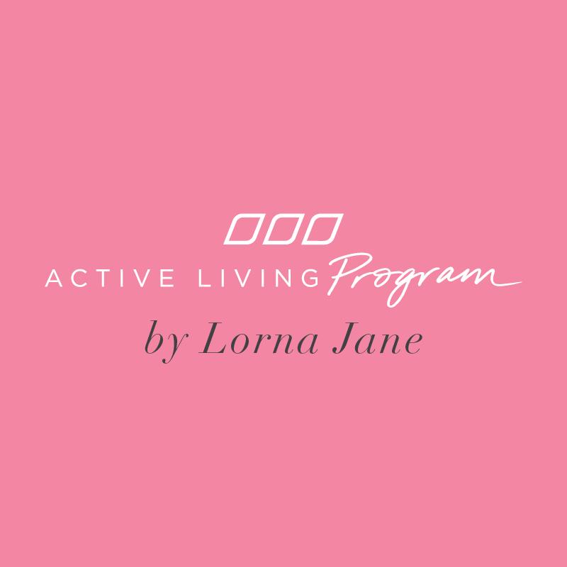 Lorna jane active living program move nourish believe Lorna jane active living room melbourne