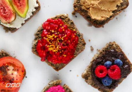 Easy Vegan Quinoa Bread