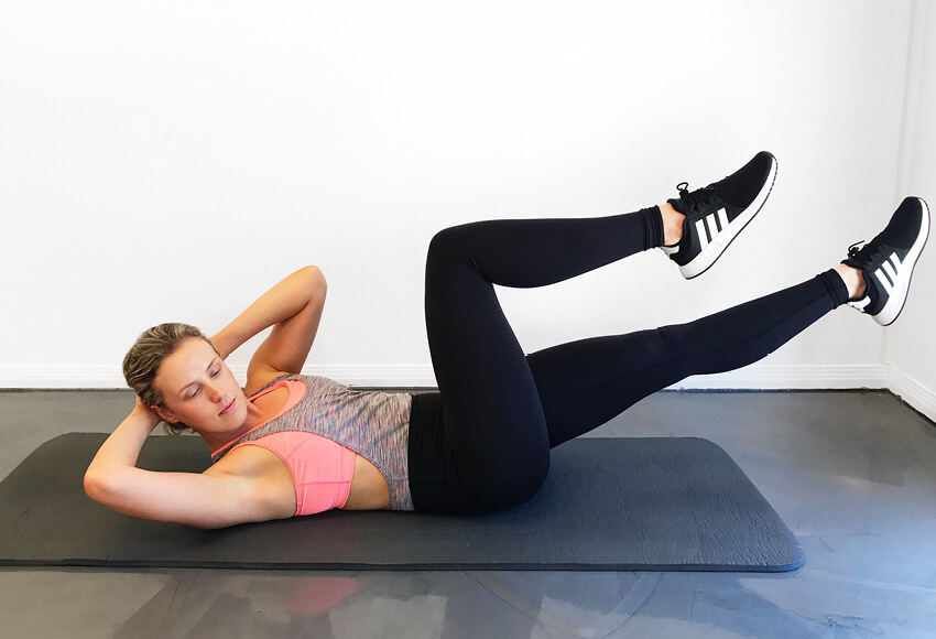 4 Moves Essential for an Abs-Mazing Core!