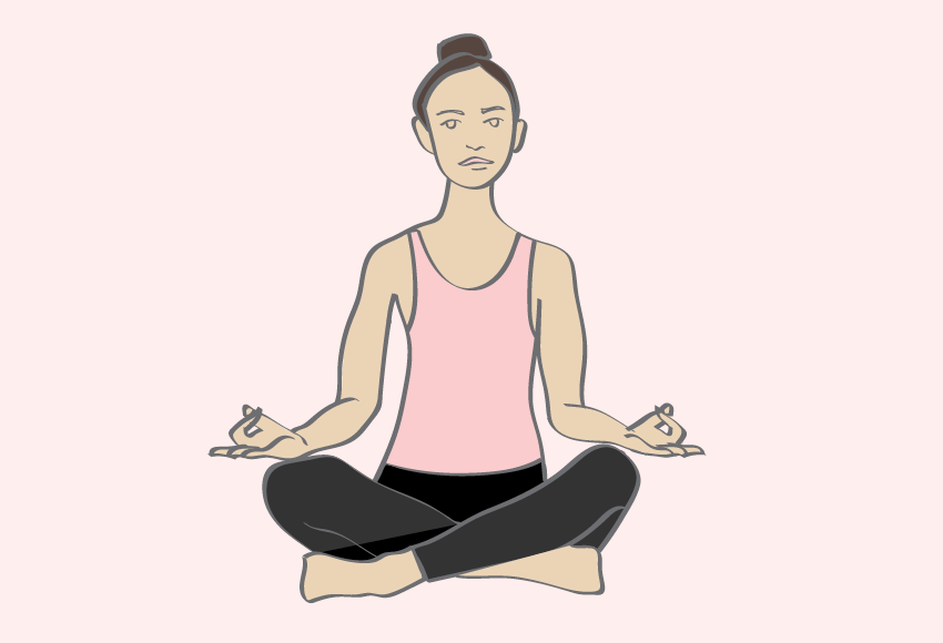 Feeling The Pressure? If You're Stressed/Anxious, These Simple Moves Are Just What You Need