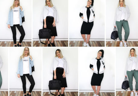 Fit Friday Styling Tips to Take Your Activewear to the Office