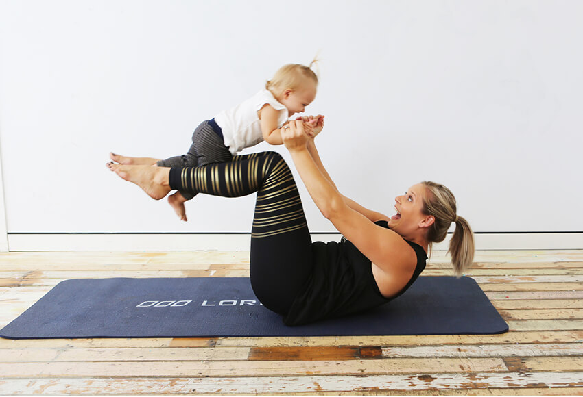 Moves for Mumma's – 6 More Moves for Mumma & Baby