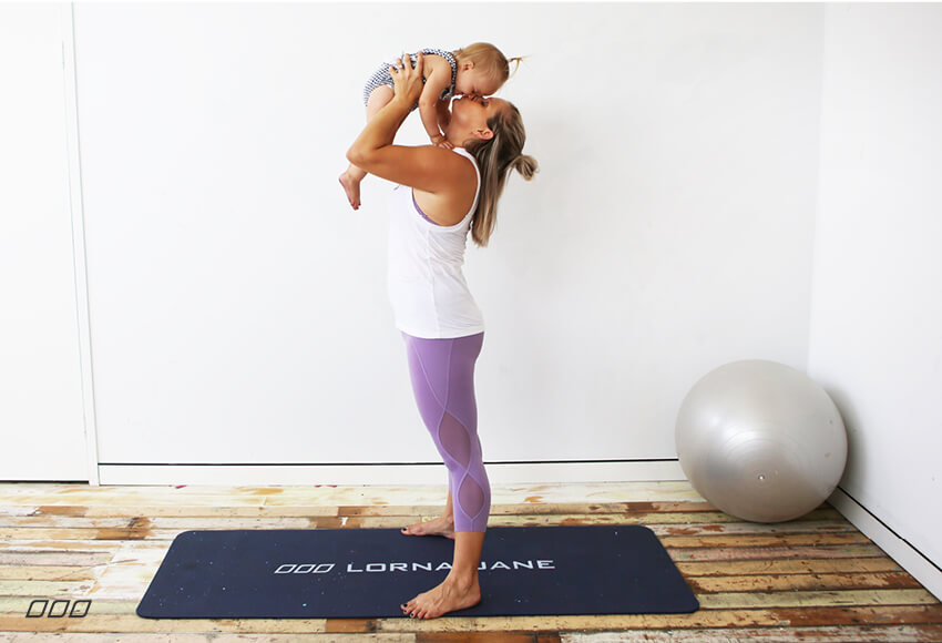 Top Workout Tips For Mum's