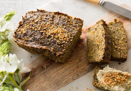 Pumpkin and Caraway Bread