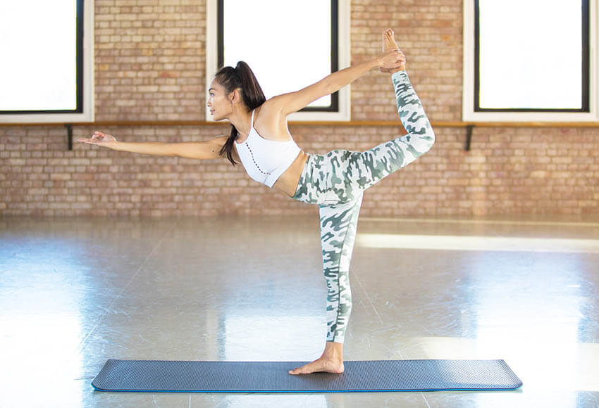 Fit Friday - Yoga Flow For Energy