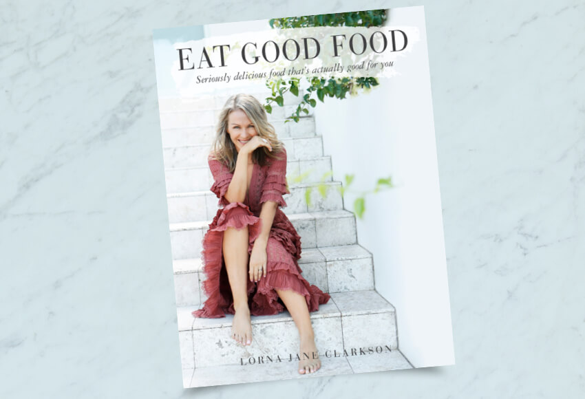 Why I Wrote EAT GOOD FOOD