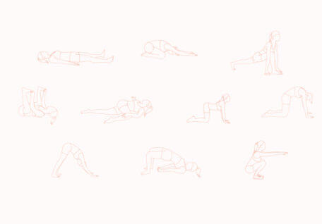 Simple Morning Yoga Flow to Kick Start Your Day