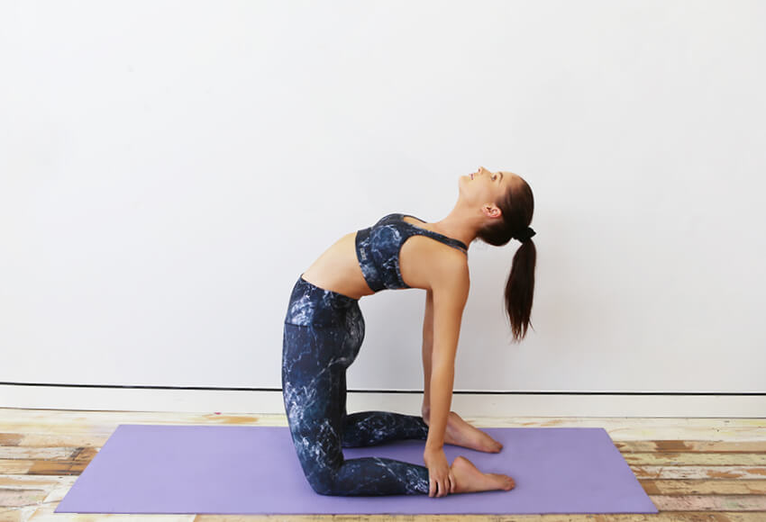 5 Fast Yoga Poses for an Energy Burst