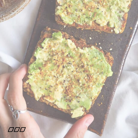 5 Healthy Toast Toppers