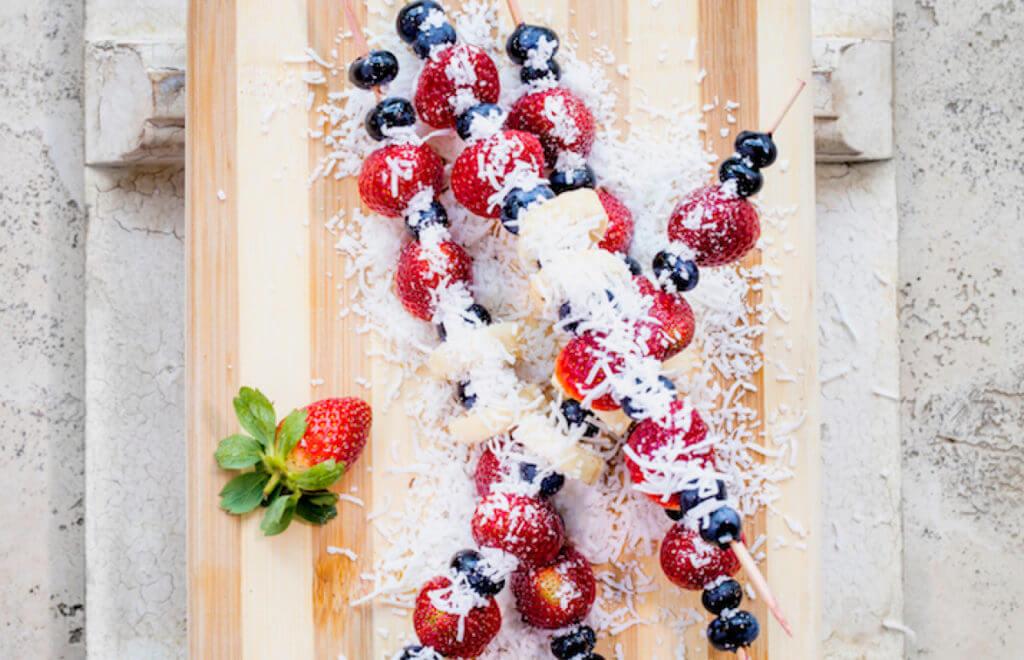 2 Fresh & Fruity Healthy Desserts