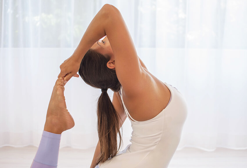 The Perfect Post Thanksgiving Yoga Sequence
