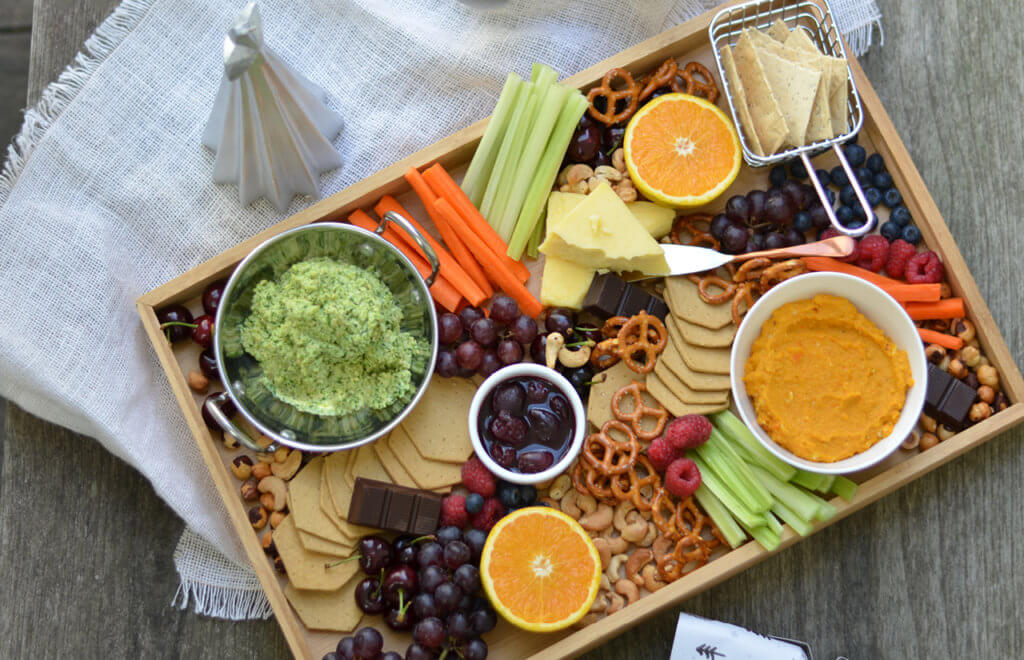 The Essential Party Platter