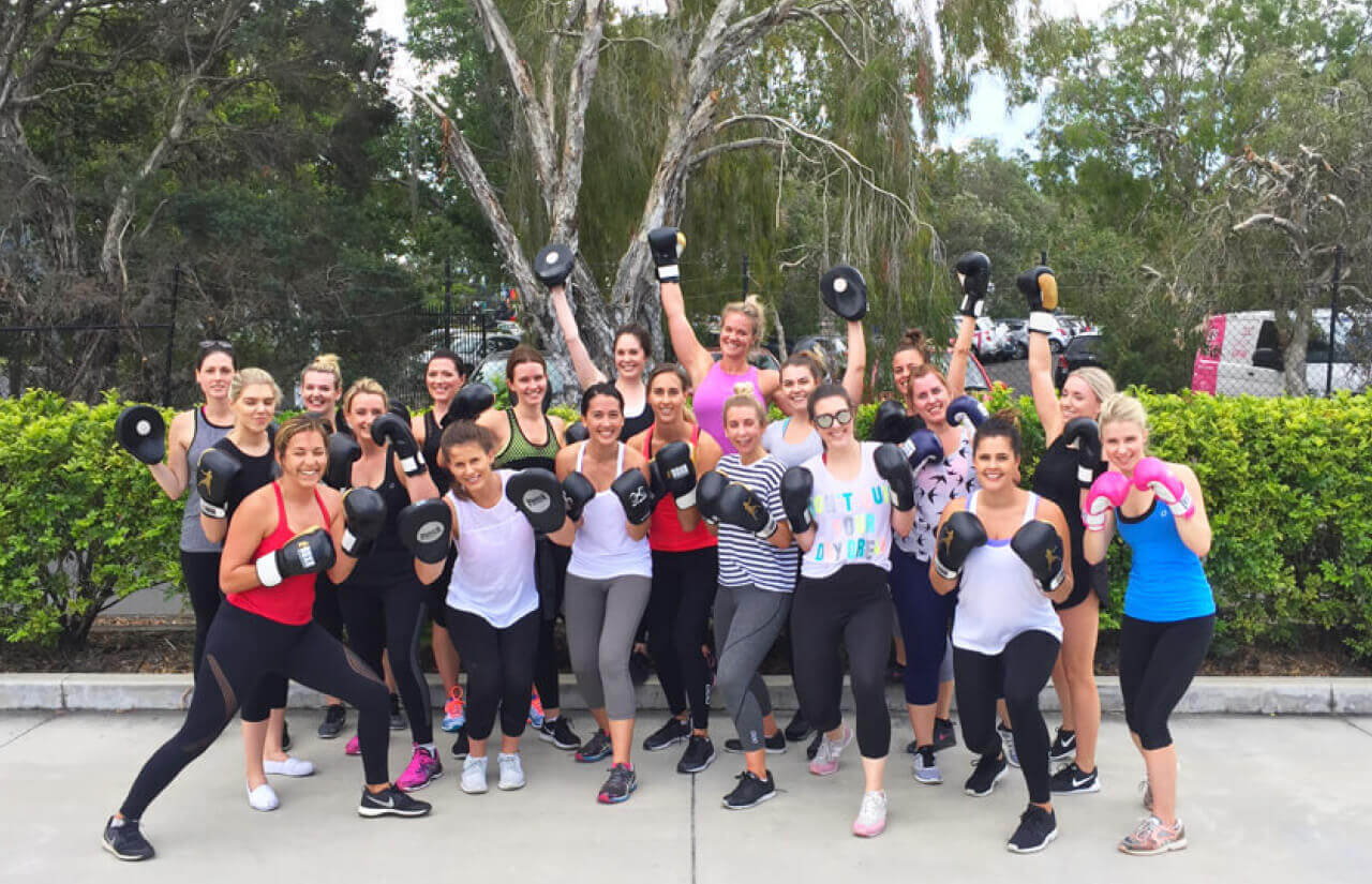 Fit Friday – 5 Steps To Crush Your Lunchtime Workout