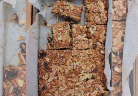 Muesli Power Bars