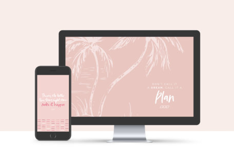 Get Your Inspo Here! Download Your New Wallpapers