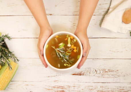 Chicken & Vegetable Broth