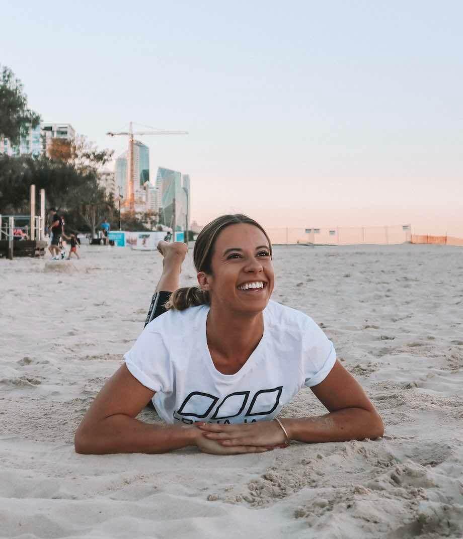 How To Train Like A Beach Sprinter