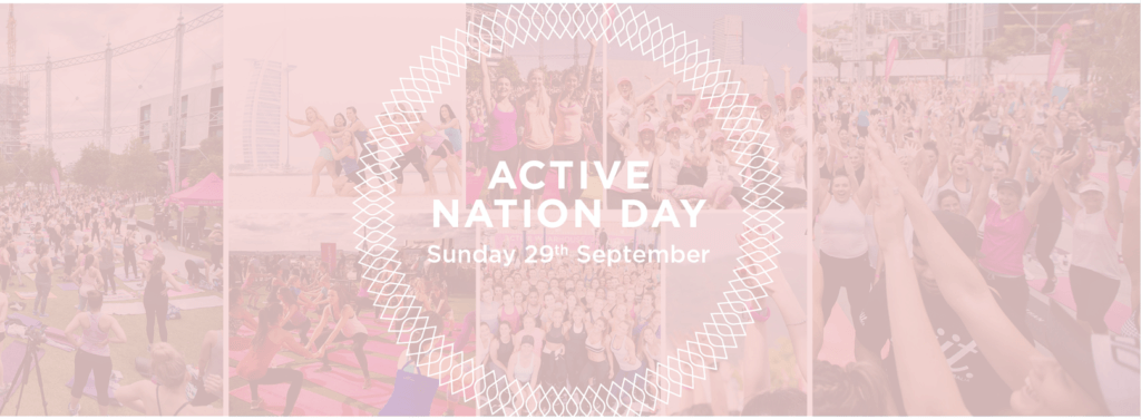 Active Nation Day : Join The Movement!