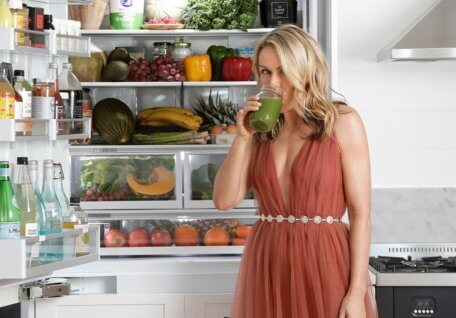 Everything You Want To Ask Lorna About What She Eats (& Her Famous Fridge!)