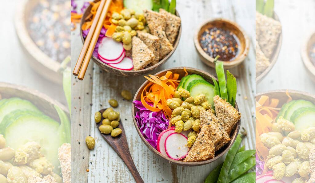 Tofu Nourish Bowl