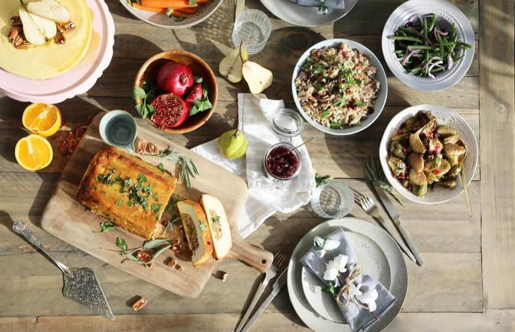 Festive Feast – Your Healthy Holiday Dinner Sorted